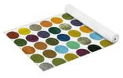 Rustic Rounds 75 Number Two Yoga Mat