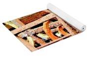 Rusty Railings Yoga Mat
