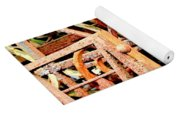 Rusty Railings Square Yoga Mat