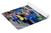 Rye Olympic Torch Parade Yoga Mat