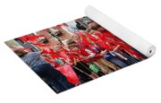 Rye Olympic Torch Relay Yoga Mat