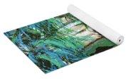 Sacred Cenote At Chichen Itza Yoga Mat