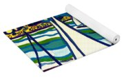 Sailing School Manchester By-the-sea Yoga Mat