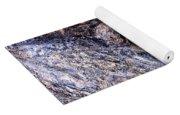 Sandstone Boulder Detail Yoga Mat