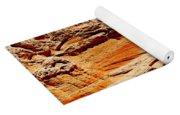 Sandstone Highway Yoga Mat