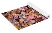 Seashells Yoga Mat
