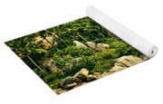 Secluded Beach Yoga Mat
