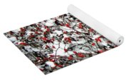 Secluded Winter Haven Yoga Mat