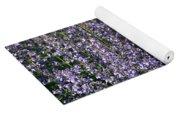 Seeing Lavender Yoga Mat