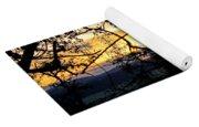 Serengeti Sunset Yoga Mat