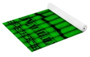 Singles In Green Yoga Mat
