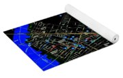 Sites And Subways Yoga Mat