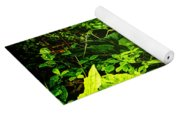Skunk Cabbage Thicket Yoga Mat