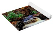 Small Waterfall And Stream 2 Yoga Mat