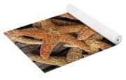 So Many Starfish Yoga Mat