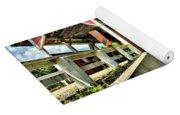 Somerset Glessner Bridge Yoga Mat