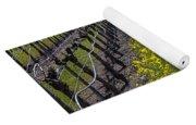 Sonoma Mustard Grass Yoga Mat
