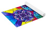 Speak From The Heart Yoga Mat