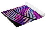 Spinning Disk Yoga Mat