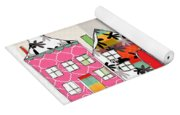Spirit House Row Yoga Mat