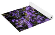 Spring Butterfly Yoga Mat