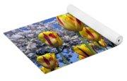 Spring Flowers 12 Yoga Mat