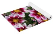 Spring Flowers 4 Yoga Mat