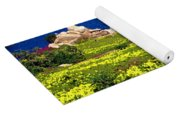 Spring In Pacific Grove Ca Yoga Mat