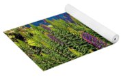 Spring In Pacific Grove Ca Two Yoga Mat