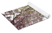 Spring Walk Around Lake Yoga Mat