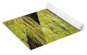 Spring Weeping Willow Yoga Mat
