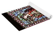 St. Catherine Of Siena Yoga Mat