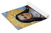 St. Theresa Mosaic Yoga Mat