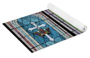 Stained Glass Beauty Yoga Mat