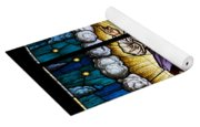 Stained Glass Pc 04 Yoga Mat