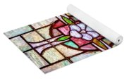 Stained Glass Yoga Mat