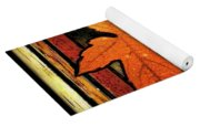 Stained Glass Template Since I Fell For You Yoga Mat