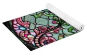 Stained Glass Window -2 Yoga Mat