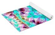 Starlight Window Yoga Mat