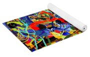 Wiping Out The Language Of Amalek 9dbg Yoga Mat