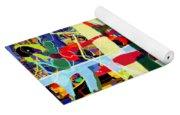 Wiping Out The Language Of Amalek 9dbi Yoga Mat