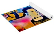 Stay True 2 The Game No 1 Yoga Mat