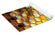 Steampunk - Apiary - The Hive Yoga Mat
