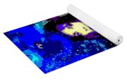 Stevie Nicks In Blue Yoga Mat