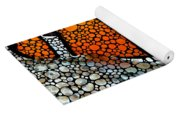 Stone Rock'd Clown Fish By Sharon Cummings Yoga Mat