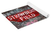Strawberry Fields Forever Yoga Mat