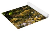 Stream Water Yoga Mat
