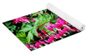 Strings Of Hearts Yoga Mat