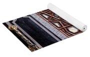 Sultan Ahmet Mausoleum Door 01 Yoga Mat