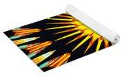 Sun Burst Yoga Mat